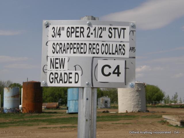 regular collar rods, oilfield rods