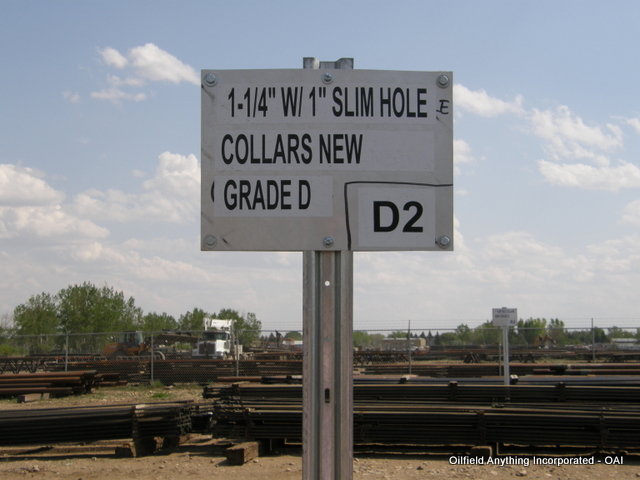 rods, slimehole, oilfield